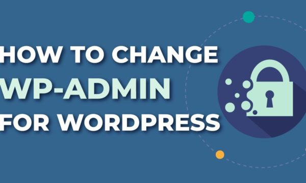 change wordpress login url