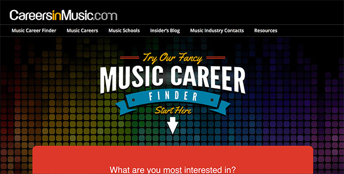 careersinmusic