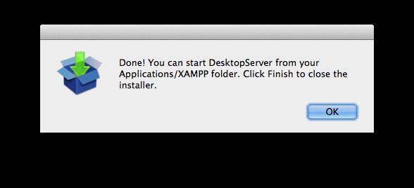 desktopserver-installed