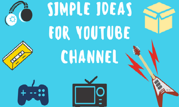 Topics for youtube channel