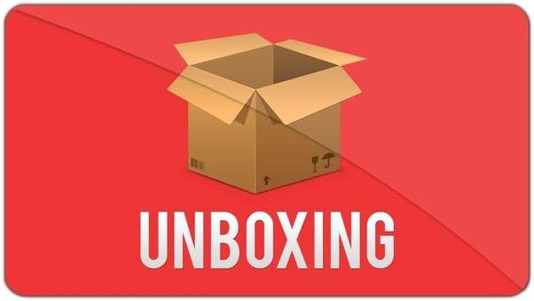 Unboxing video