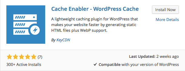 best plugins to speed up WordPress