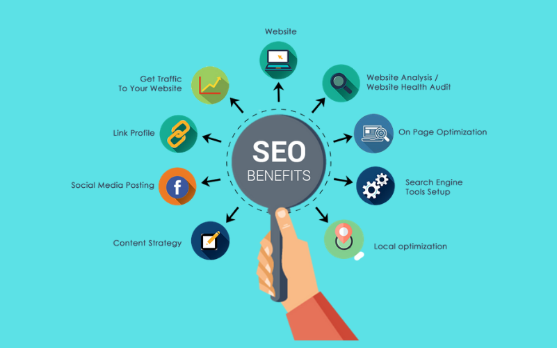 Blog post structure is important for SEO as well
