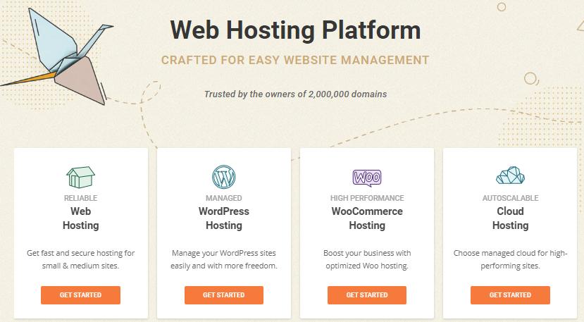 Siteground managed hosting