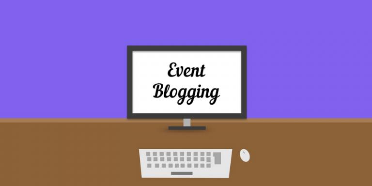 Event Blogging Script