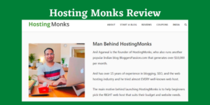Hosting Monks Review